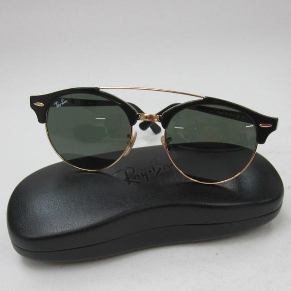 4e23263e735 RayBan RB 4346 901 Unisex Sunglasses OLM177